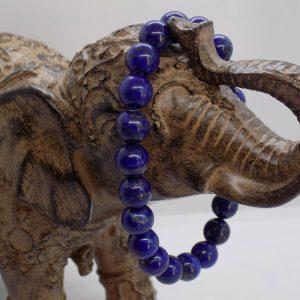 Bracelet perle Lapis Lazuli